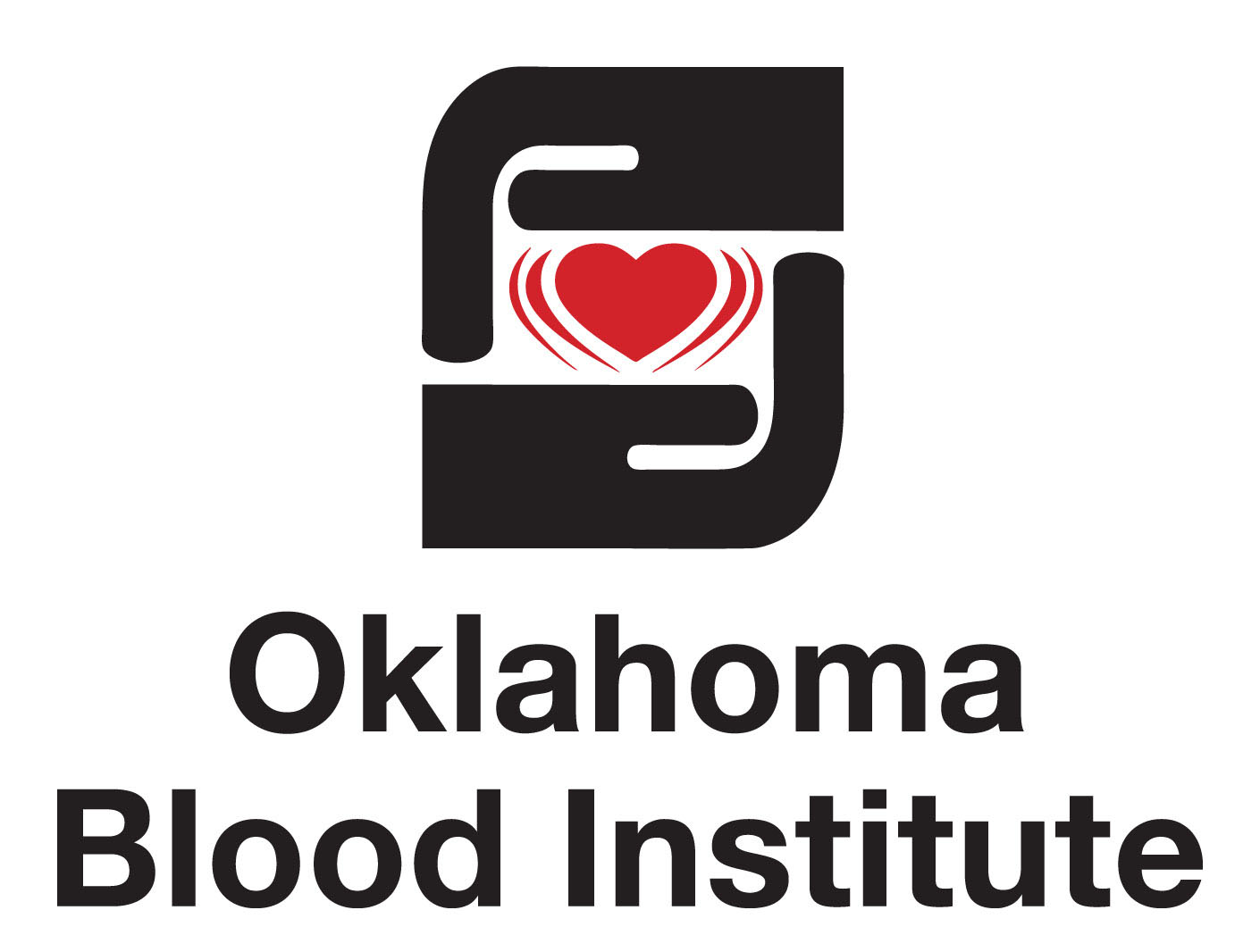 Oklahoma Blood Institute Logo
